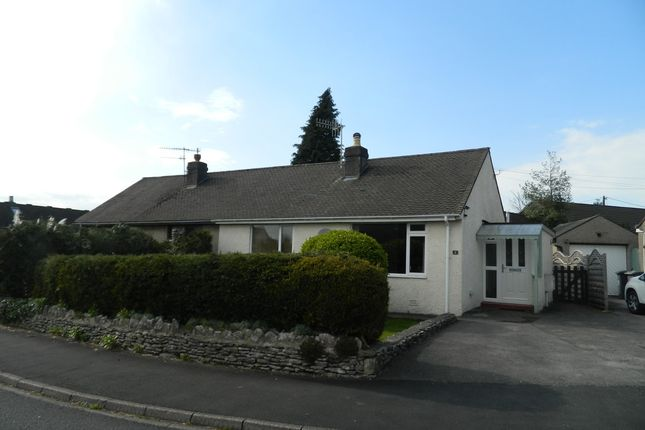 Thumbnail Semi-detached bungalow to rent in Vicarage Road, Levens, Kendal