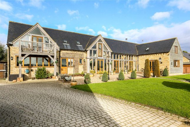 Thumbnail Detached house for sale in Barnes Green, Brinkworth, Wiltshire