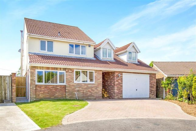 Thumbnail Property to rent in Ffordd Y Parc, Litchard, Bridgend