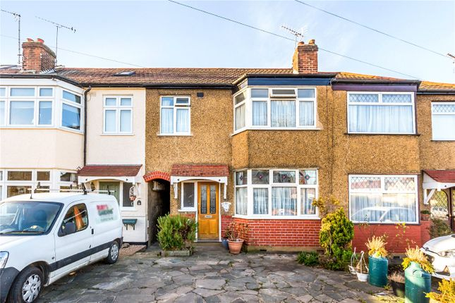 Thumbnail Terraced house for sale in Inverness Avenue, Enfield