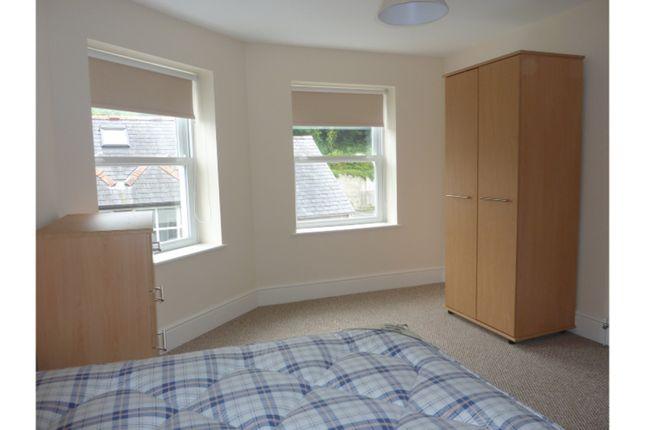 Thumbnail Flat to rent in High Street, Bangor