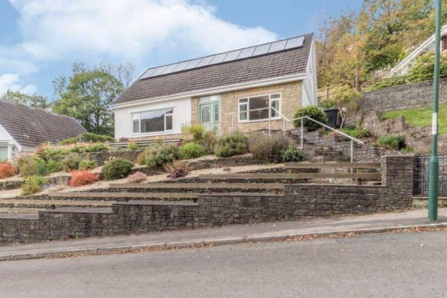 Thumbnail Bungalow for sale in Cendl Terrace, Cwm, Ebbw Vale