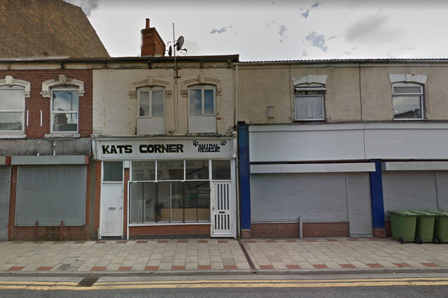Thumbnail Flat for sale in Freeman Street, Grimsby
