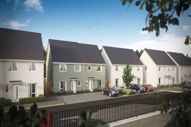 Semi-detached house for sale in Briardale Road, Plymouth