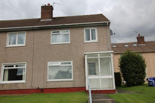 Thumbnail Semi-detached house to rent in Falkland Drive, East Kilbride, Glasgow
