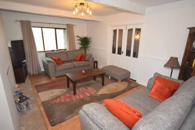 Living Room of North Scale, Walney, Barrow-In-Furness LA14