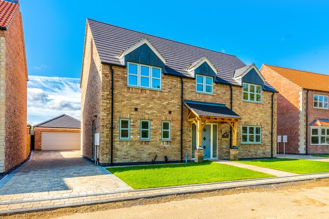 Thumbnail Detached house for sale in Plot 15 Saint Germaine Way, Scothern, Lincoln