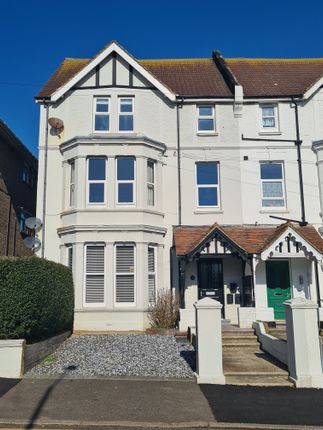 Thumbnail Maisonette to rent in Magdalen Road, Bexhill On Sea
