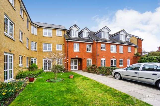 Thumbnail Flat for sale in Cooper Court, Spital Road, Maldon