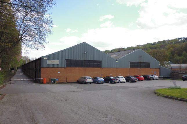 Thumbnail Warehouse to let in Matlock Road, Derbyshire