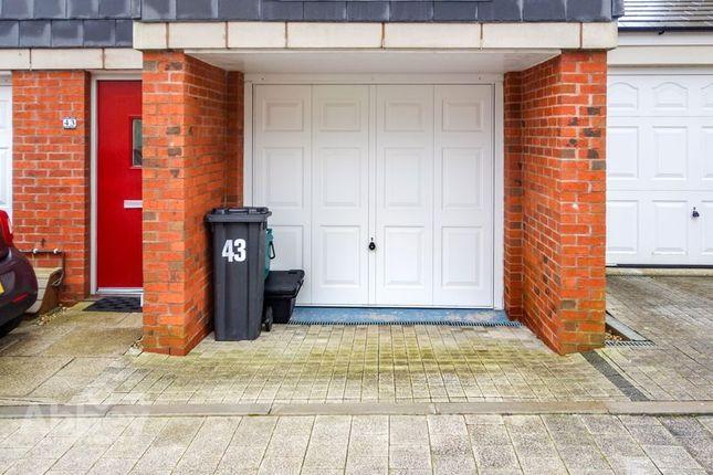 Garage Access of Lon Y Grug, Coed Darcy, Neath SA10