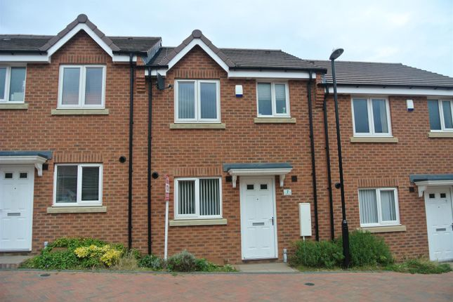 Thumbnail Terraced house to rent in Lancers Walk, Coventry