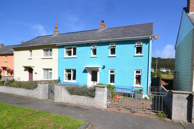 4 bed semi-detached house for sale in Meadow Vale, Dale, Haverfordwest