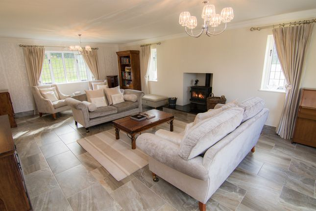 Thumbnail Detached house for sale in Overland Road, Langland, Swansea