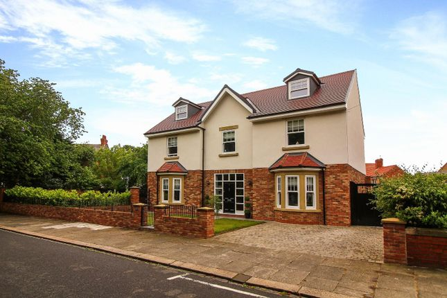 Thumbnail Detached house for sale in Park View, Blyth