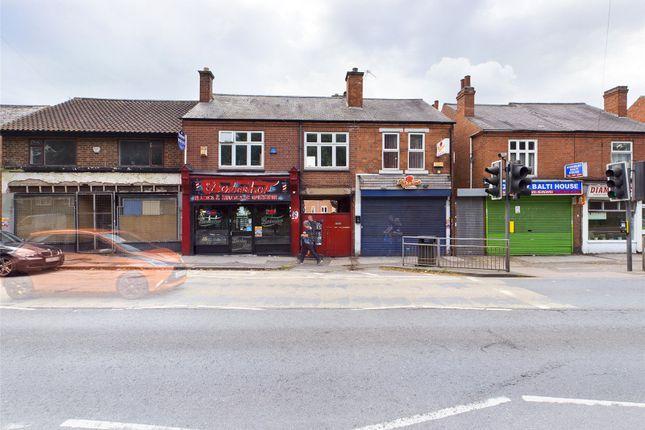 Thumbnail Flat for sale in Highbury Road, Highbury Vale, Nottingham
