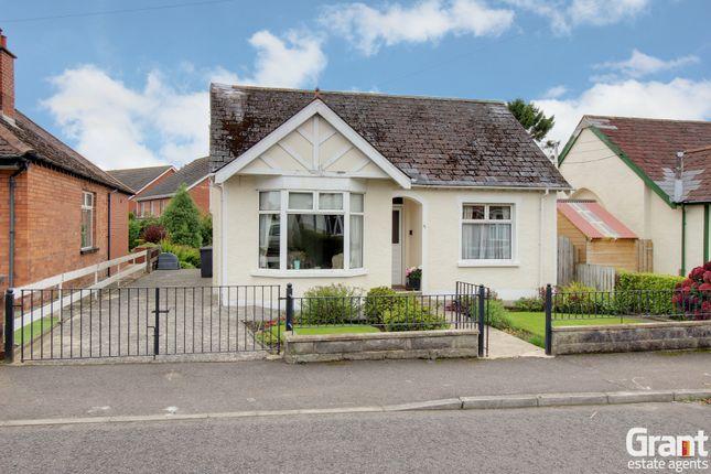 Thumbnail Detached bungalow for sale in Reaville Park, Dundonald
