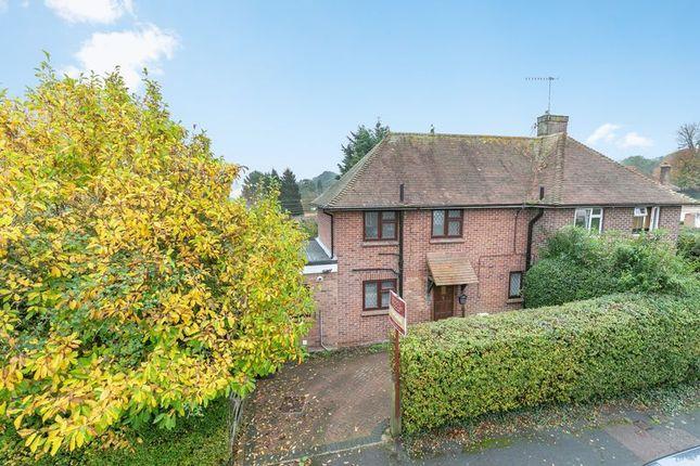 Thumbnail Semi-detached house for sale in Castlefields, Hartfield