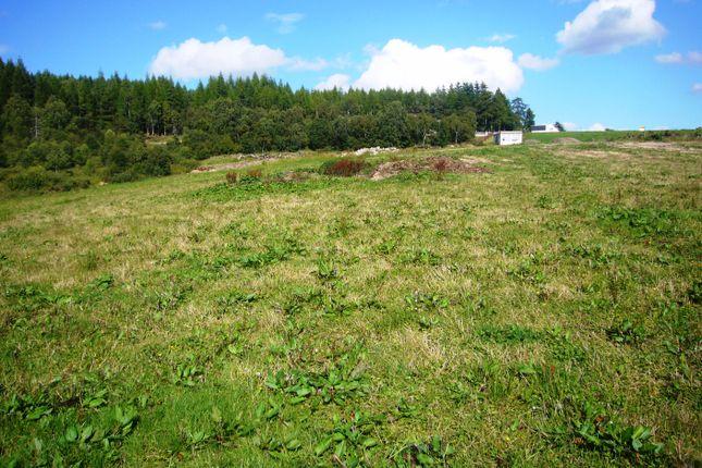 Thumbnail Land for sale in Site East Of Dowalls Croft, Craigellachie, Aberlour