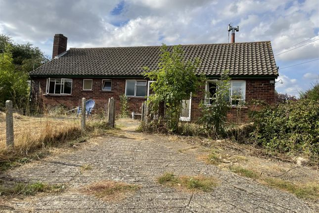 4 bed detached bungalow for sale in Ipswich Road, Debenham, Stowmarket IP14