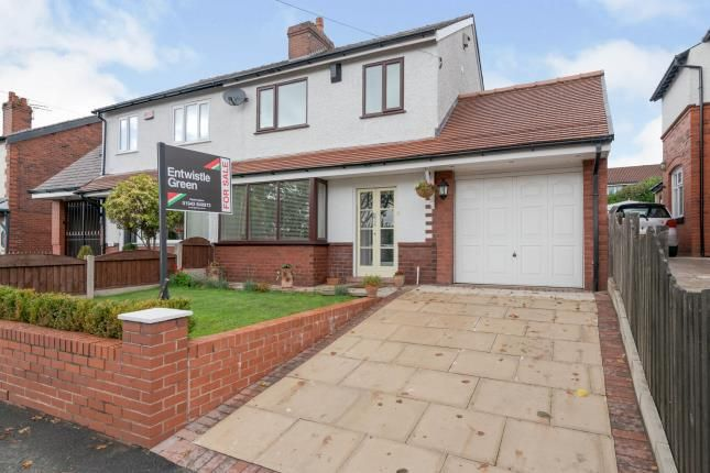 Thumbnail Semi-detached house for sale in Park Road, Westhoughton, Bolton, Greater Manchester