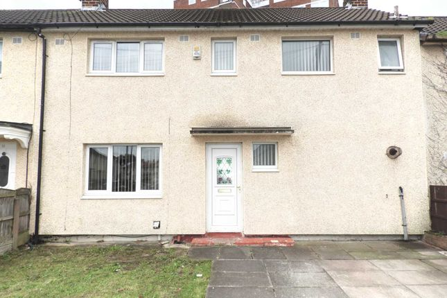 Thumbnail Terraced house for sale in Medbourne Court, Kirkby, Liverpool