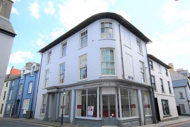 Thumbnail Flat to rent in Bridge Street, Aberystwyth
