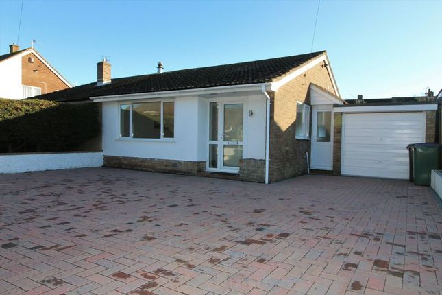 Thumbnail Bungalow for sale in Firs Close, Folkestone