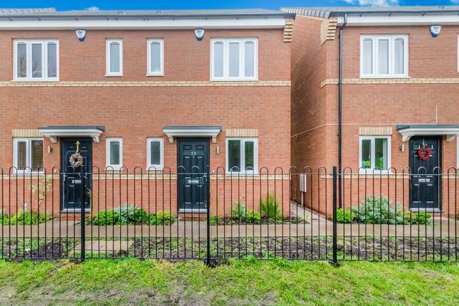 Thumbnail Semi-detached house for sale in Shropshire Close, Walsall