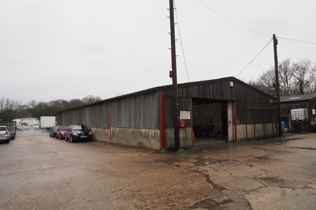 Thumbnail Warehouse to let in Unit 3 Park Farm, Wivelsfield Green
