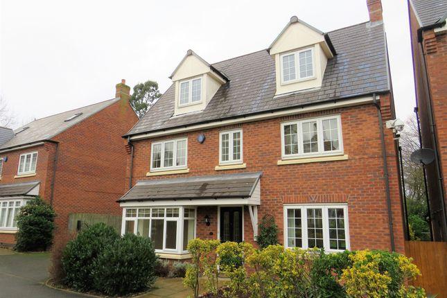 Detached house in  Cardinal Close  Edgbaston  Birmingham  Birmingham