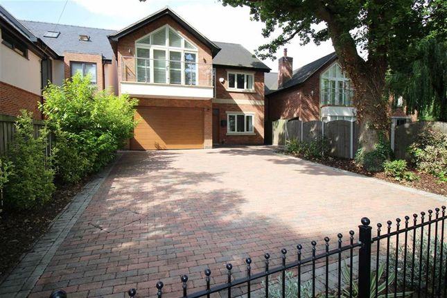 Thumbnail Detached house for sale in Broadway Park Close, Broadway, Derby
