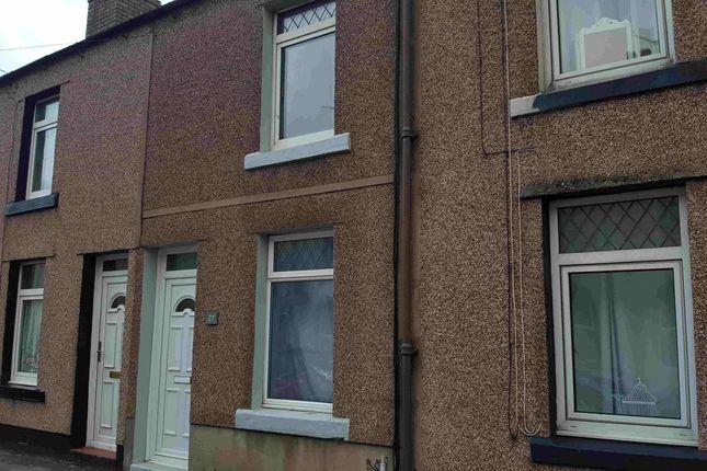 Thumbnail Terraced house to rent in Blackburn Street, Workington