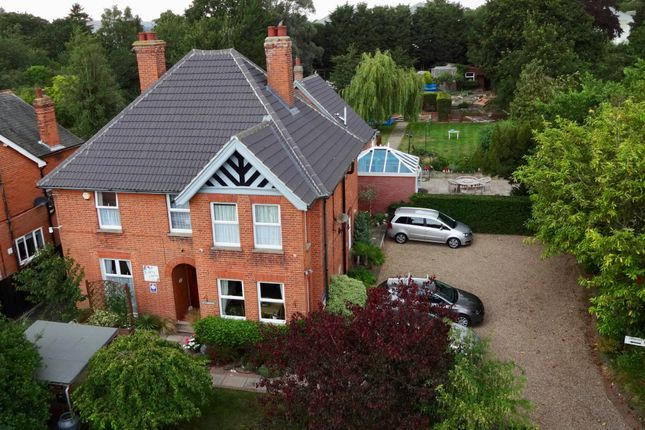 Thumbnail Detached house for sale in Waterloo Avenue, Leiston