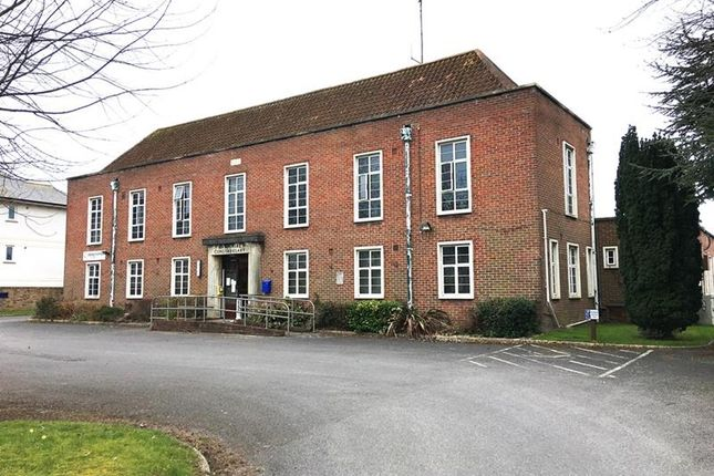 Thumbnail Land for sale in Lymington Police Station, Southampton Road, Lymington, Hampshire