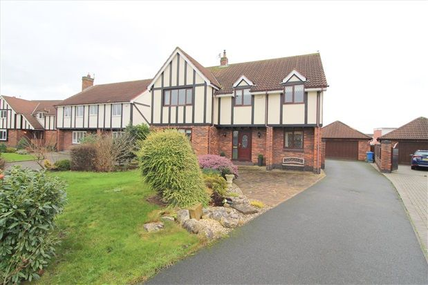 Thumbnail Property for sale in The Hermitage, Thornton Cleveleys