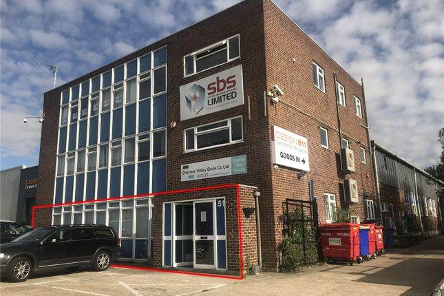 Thumbnail Office to let in Tallon Road, Hutton, Brentwood, Essex