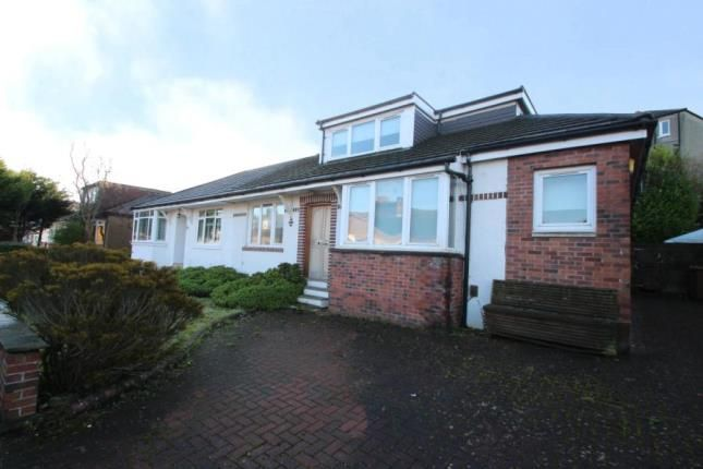 Thumbnail Bungalow for sale in Nethervale Avenue, Netherlee, East Renfrewshire