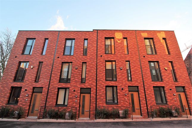 Thumbnail Town house to rent in Carpino Place, Barrow Street, Salford