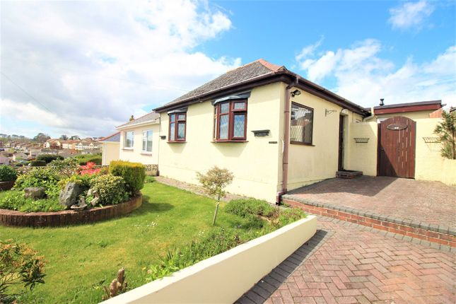 Thumbnail Semi-detached bungalow for sale in Ailescombe Road, Paignton