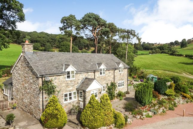 Thumbnail Detached house for sale in Pen-Y-Bont, Oswestry