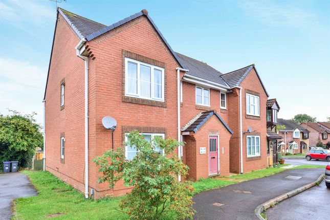 Thumbnail Maisonette for sale in Camellia Drive, Warminster