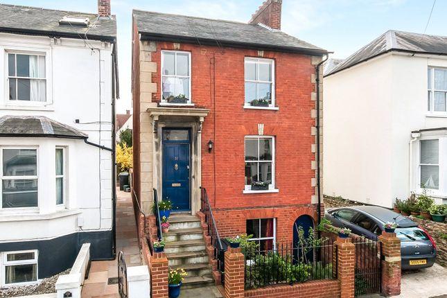 Thumbnail Detached house for sale in Vincent Road, Dorking, Surrey