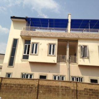 Thumbnail Terraced house for sale in Terrace Duplex For Sale In Ibadan, Samonda Gra. Ibadan, Nigeria