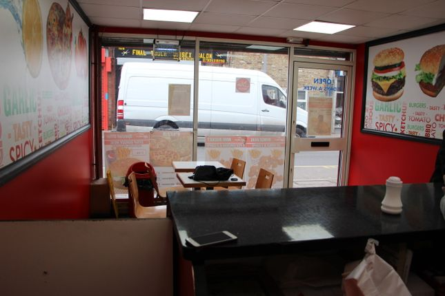 Thumbnail Restaurant/cafe for sale in Markhouse Road, London