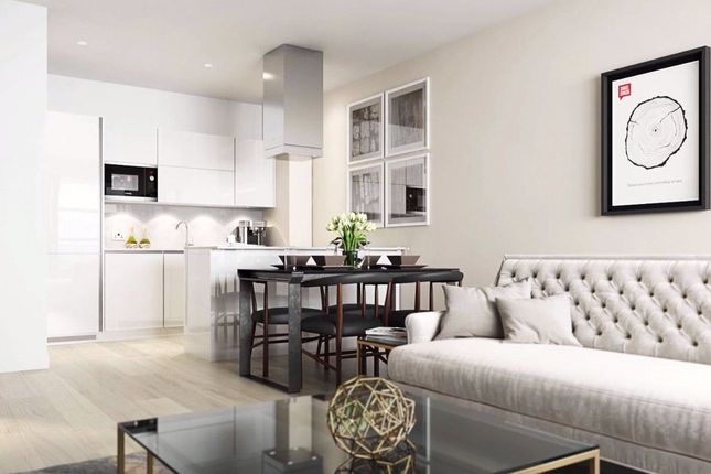 Thumbnail Flat for sale in City North, 10 City North Place, London