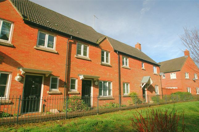 Thumbnail Terraced house for sale in The Rope Walk, Dursley, Gloucestershire