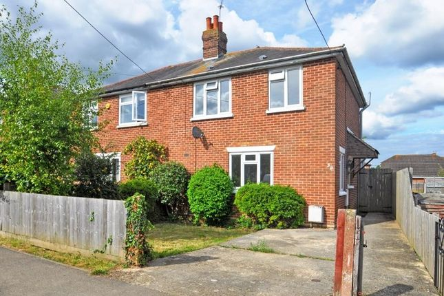 Thumbnail Semi-detached house to rent in Hudson Street, Bicester