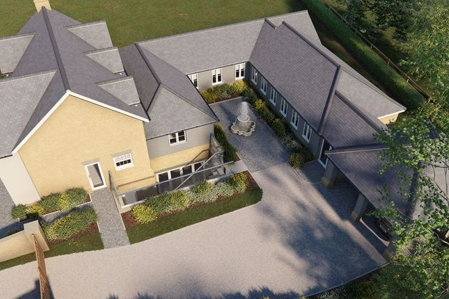 Thumbnail Detached house for sale in Lower Stock Road, West Hanningfield, Chelmsford