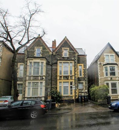 Thumbnail Block of flats for sale in Richmond, Richmond Road, Cathays, Cardiff